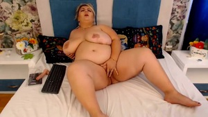 Hot BBW Wants Two Cocks