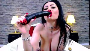 Sloppy Deepthroat And Deep Fucking Livecam