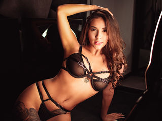 Webcam model AnaCarrera from Web Night Cam