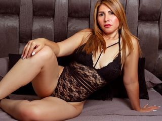 Webcam model SalomeMontiel from Web Night Cam