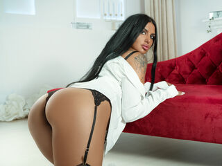 Webcam model IsabellaAlvaro from Web Night Cam