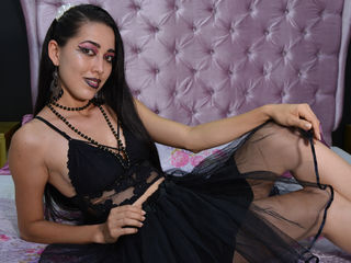 Webcam model ErikaWood from Web Night Cam