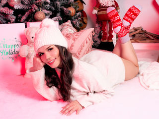 Webcam model LuciaBellini from Web Night Cam